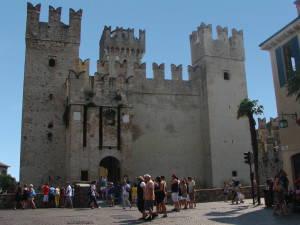 Rocca Scaligera 1 van de bezienswaardigheden van Sirmione