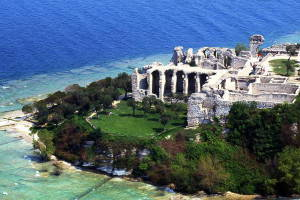Romeinse villa de Grotti di Catullo bezienswaardigheid